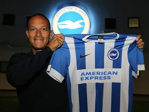 Bobby Zamora returns to Brighton and Hove Albion