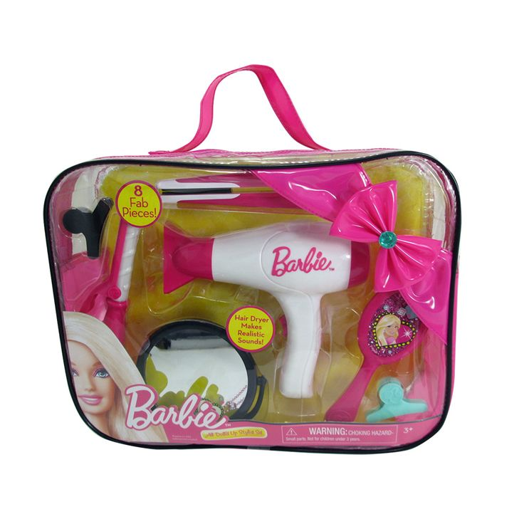 All Toys Toys R Us : Barbie all doll d up stylist tote toys r us australia