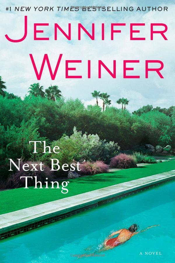Amazon.com: The Next Best Thing: A Novel (9781451617757): Jennifer Weiner: Books