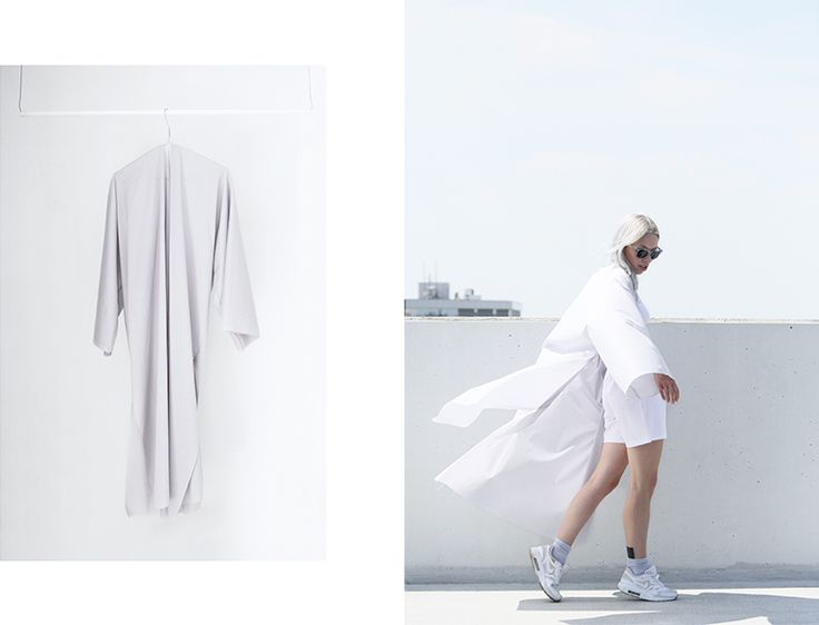 DIY / 10 MINUTE SUMMER KIMONO - Love Aesthetics Even I could do this!