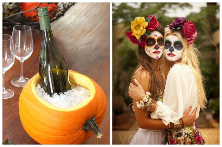 Halloween – inspiracje http://feszyn.com/halloween-inspiracje/  #Halloween #inspiracje #fashion #makeup #halloweenmakeup