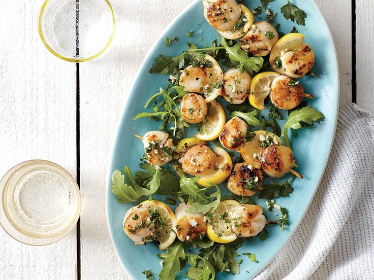 The 25+ best Grilled scallops ideas on Pinterest | Scallop ...