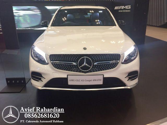 Dealer Mercedes Benz Jakarta | Authorized Mercedes-Benz Dealer: Harga Mercedes Benz GLC 43 AMG Coupe nik 2017 Deal...