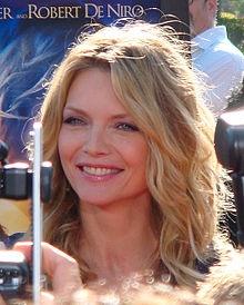 Michelle Pfeiffer--Actor