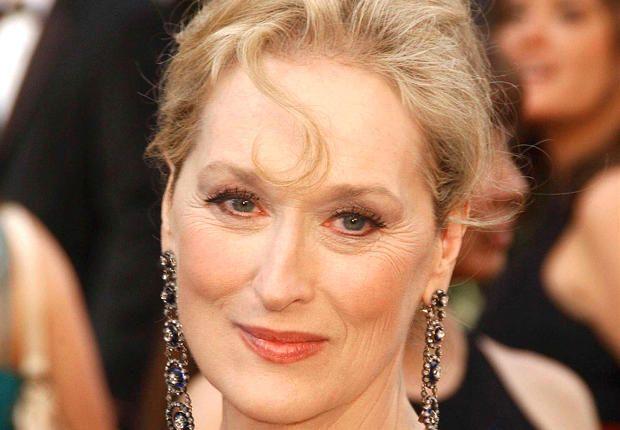 Meryl Streep is stunning