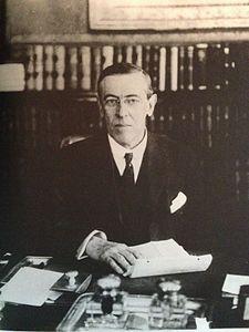 Woodrow Wilson - Wikipedia, the free encyclopedia