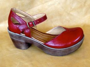 Beautifully comfortable shoes by Jafa!