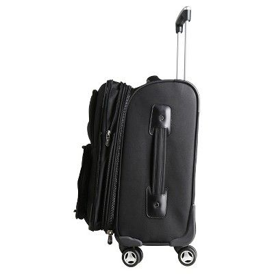 NBA Minnesota Timberwolves Mojo Carry-On Spinner Luggage
