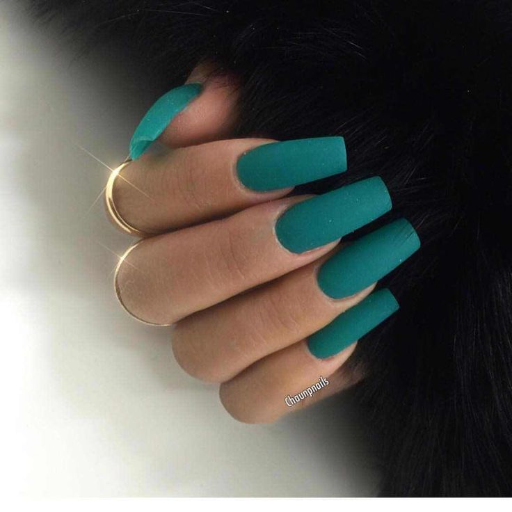 Manicured Nails, but people choose it with a twist like having different colors …