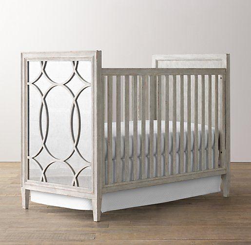 Vienne Crib - we just love the understated elegance of this crib! #rhbabyandchild #fallinlove