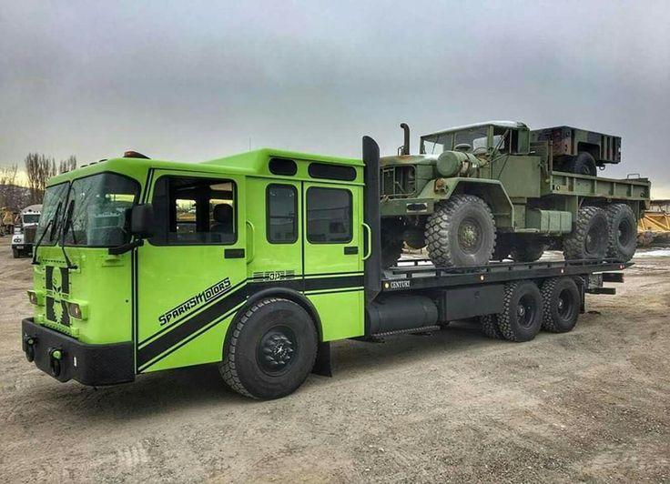 Best Diesel Trucks >> 446 best images about Tow Trucks / Wreckers / Rollbacks ...