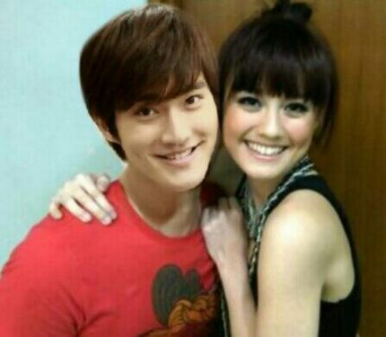 Siwon and Agnes (SWAG)