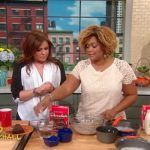 Sunny stopped by The Rachael Ray Show today to share tips to make boxed cake mix better!  Whether chocolate or white cake mix, Sunny's got tips for you!  Get all the tips on the Rachael Ray Show site.