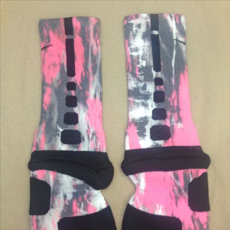 "Custom Nike Elite Socks ""Hollywood"" · Sock Insanity · Online Store Powered by Storenvy"
