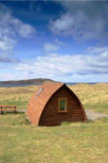 Sands Caravan & Camping - Wigwams
