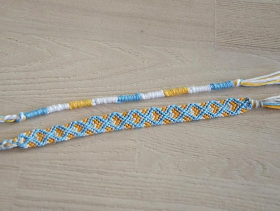bracelet brésilien bracelet de l'amitié