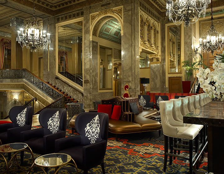 Union Square Hotels | Kimpton Sir Francis Drake Hotel