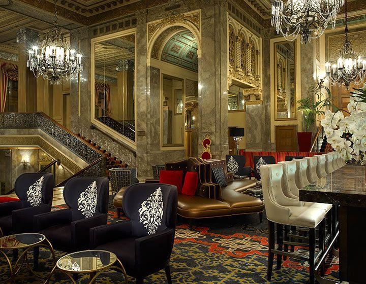 Union Square Hotels | Kimpton Sir Francis Drake Hotel