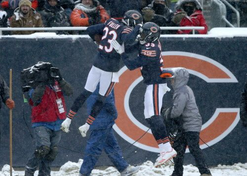 Bears avoid banana peel, keep Browns winless at sparse Soldier Field | Chicago Sun-Times