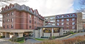 Mount St Mary Hospital, Victoria BC, was founded in 1941 by the Sisters of St Ann