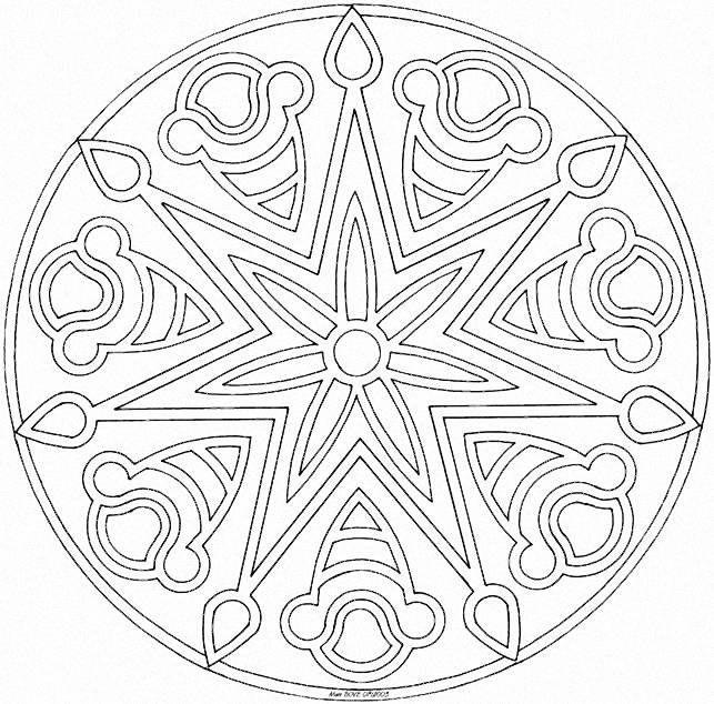 25 best ideas about Mandala printable on Pinterest