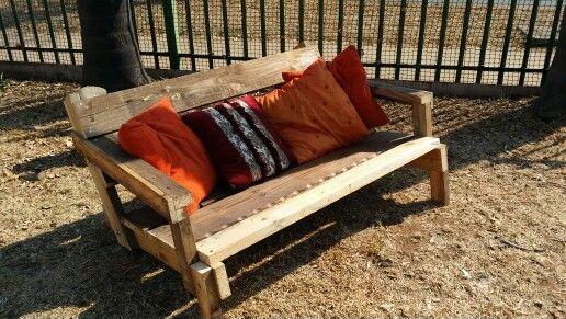 Lazy laidback chair
