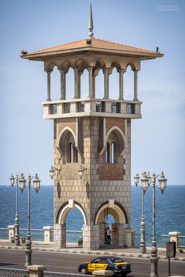Photo Stanley Bridge by Rami Bittar on 500px Alexandria - Egypt April 2014