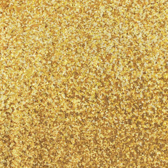 ***Gold Sequin Fabric Glitters Fabric Linear by SaltnPepperDesign