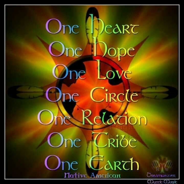 Hopi Prophecy Rainbow: Pin By Marquita Beene On Soulful Quotes