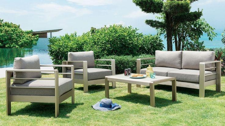 ARGENTO Premier Outdoor Lounge Suite. From Lavita. On sale. Showroom in Salisbury