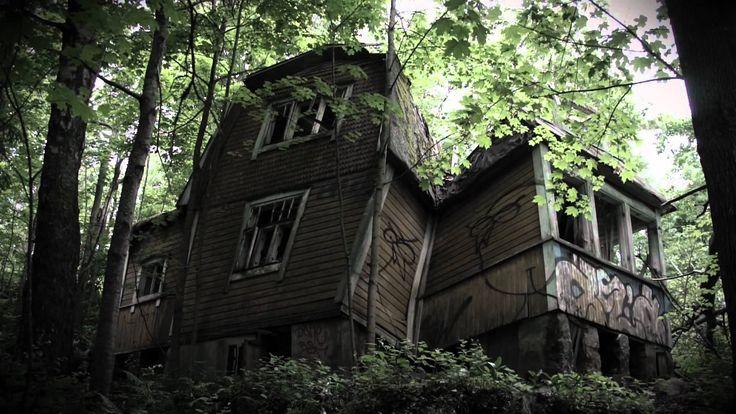 Abandoned Village Kruunuvuori (Helsinki, Finland)