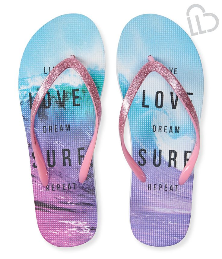 aeropostale flip flops | Clothing, Shoes & Accessories > Women's Shoes > Athletic