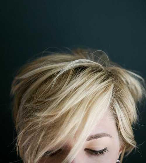 15 Best Messy Pixie Hairstyles | http://www.short-haircut.com/15-best-messy-pixie-hairstyles.html