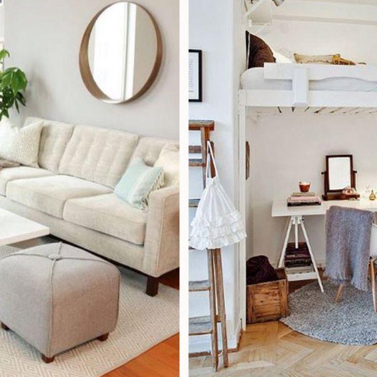 die besten 25 kleine r ume mit farben gestalten ideen auf pinterest kleines wei es badezimmer. Black Bedroom Furniture Sets. Home Design Ideas