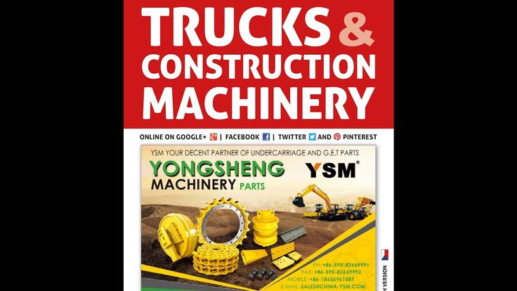 TRUCK & CONSTRUCTION MACHINERY - February 2017