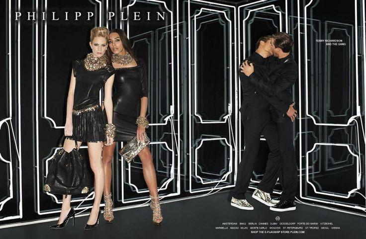 Muza :: Informe-se, Inspire-se!: Polêmica? Modelos brasileiros gêmeos se beijam em foto de Terry Richardson