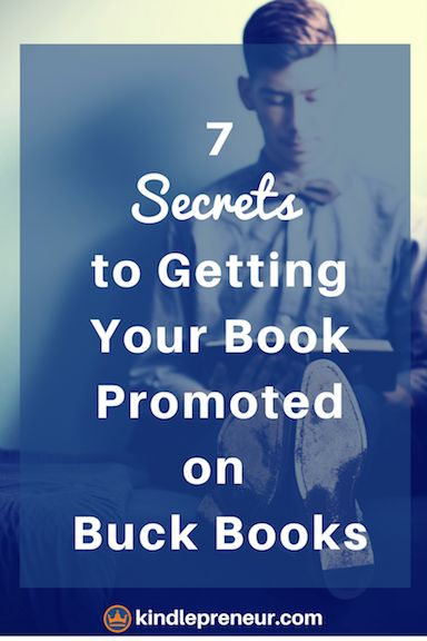 4354 best authors readers images on pinterest writing help how to get a book promotion on buck books sell more books book marketing fandeluxe Gallery
