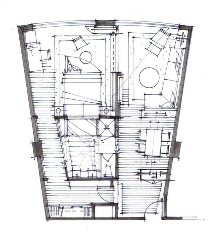 bda cnw asia hotel beijing apartment floor plan