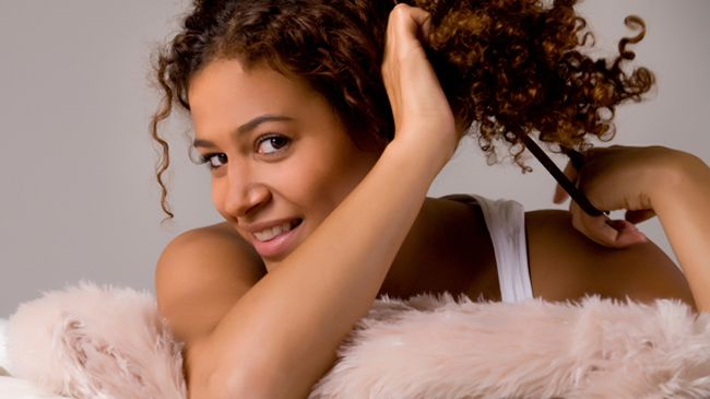 Curly girls! Overnight hair hacks..  How not to wake up at the Crack of dawn to have a good hair day