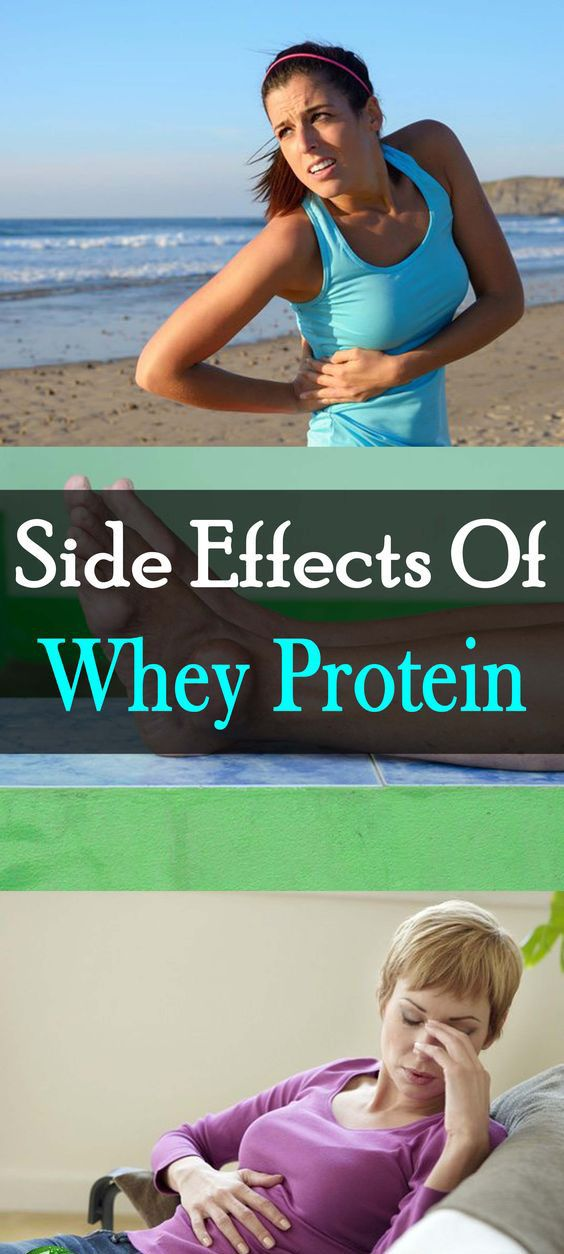 4 Potentially Dangerous Side Effects of Whey Protein – Lifee Too