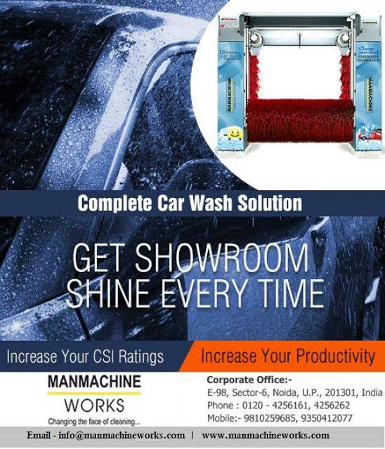 7 best Automatic Car Wash Machine & System images on Pinterest