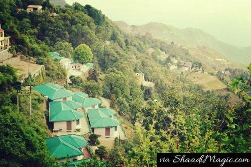 Travel splendor to north India's mini hill station honeymoon destination is a life of people, cuisines, and nature with its changing weather.