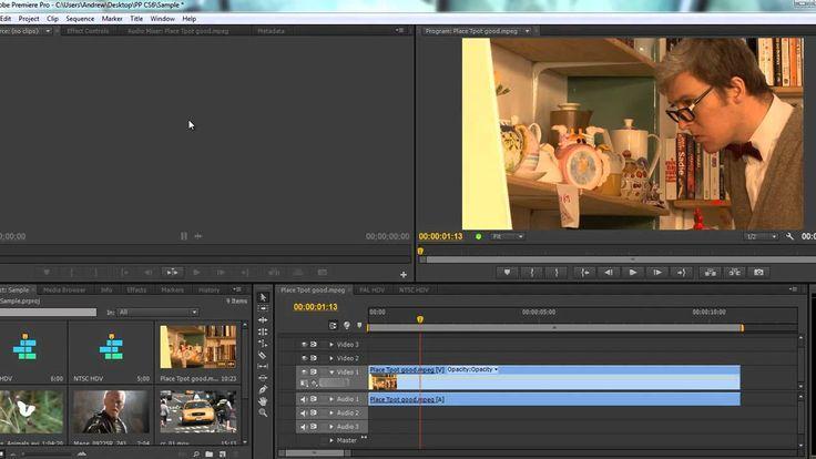 Premiere Pro CS6 Techniques: 47 Color ONE: Color Correction