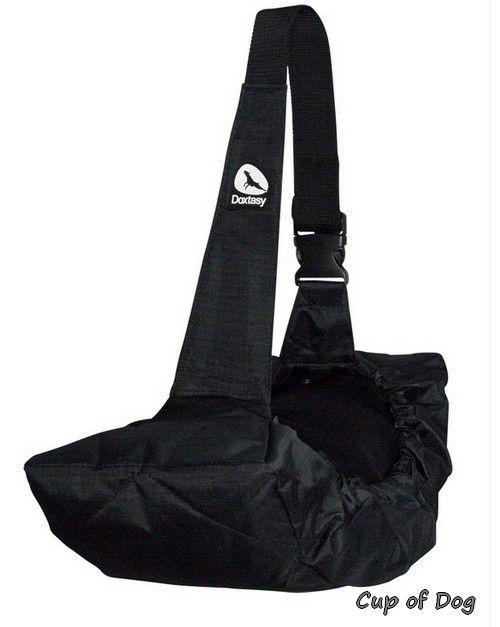 Sac de transport chien Side Pet Carrier - Black https://www.cupofdog.fr/sac-transport-chihuahua-petit-chien-xsl-351.html
