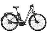Bergamont E-Ville C A8 400 Bosch Pedelec Elektro Fahrrad grau/weiß 2016: Größe: 52cm (170-188cm)
