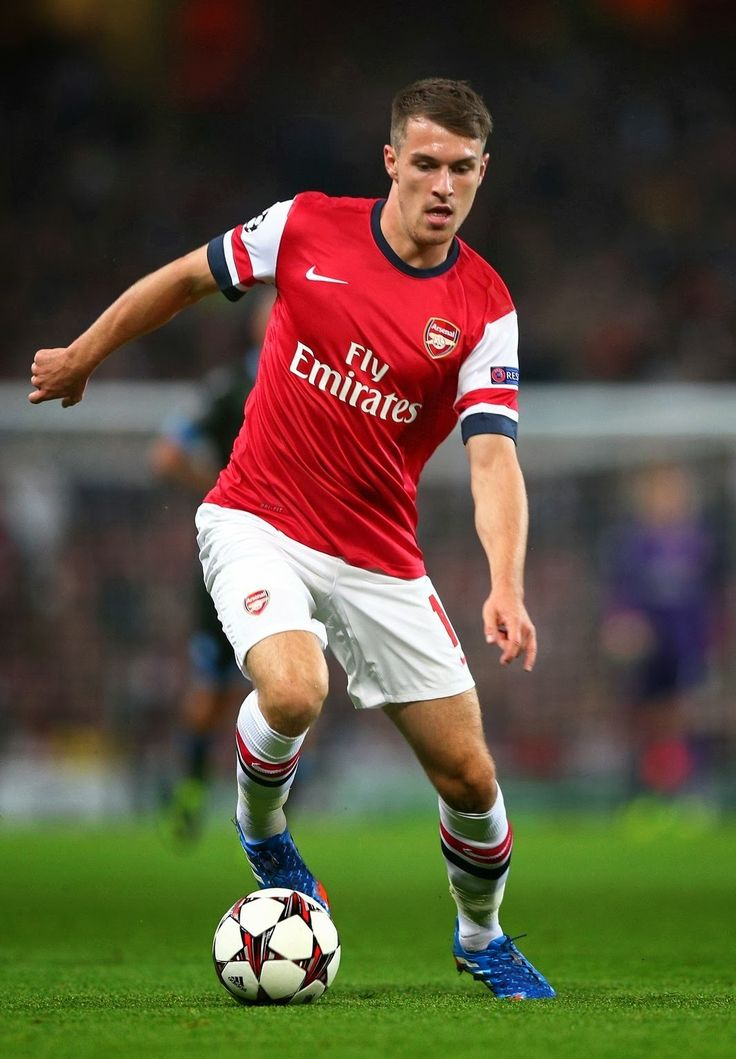 ~ Aaron Ramsey on Arsenal FC ~