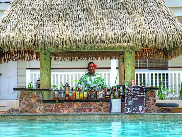 Welcome to Malolo Island Resort's new and improved guest facilities  www.islandescapes.com.au