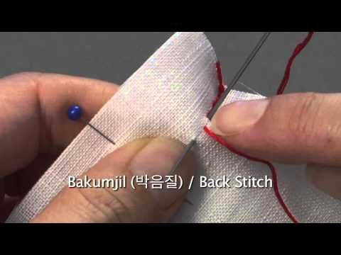 Great vido=eo  Bojagi Wrapping Cloths DVD • The Art of Korean Stitching • Youngmin Lee