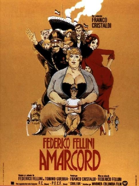 Logos (est. 1995): Federico Fellini (1920-1993)
