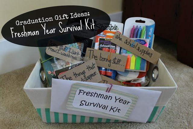 E for Emily : Freshman Year Survival Kit